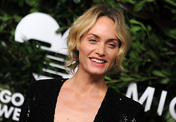 October 17, 2017 - New York City, New York, USA - 10/16/17.Amber Valletta at The 11th Annual God''s Love We Deliver Golden Heart Awards in New York City. (Credit Image: © Starmax/Newscom via ZUMA Press)