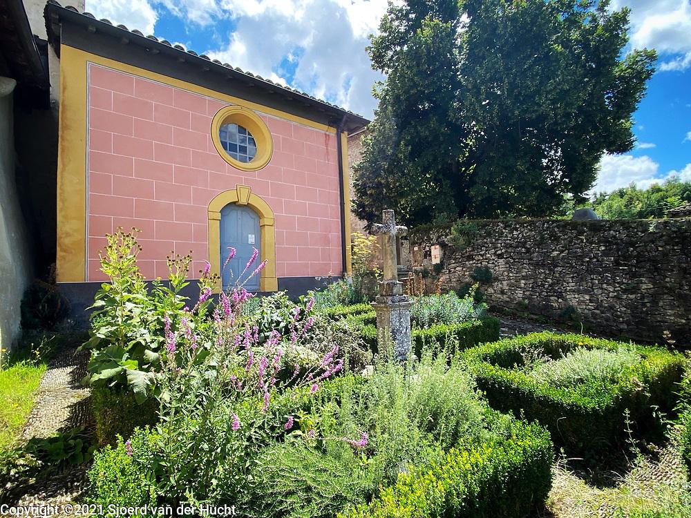 Hostun, a small village in France.