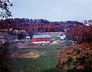 0722-02.  Illinois agricultural scene, 1940s,