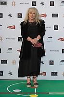 """Helen Lederer  at the """"Break"""" Drive-In World Premiere at Brent Cross Shopping Centre in London"""