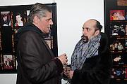 JUDY BLAME; lyall hakaraia, Nicola Tyson exhibition of photographs: Bowie Nights at Billy's Club London 1978. Sadie Coles HQ. 9 Balfour Mews, London W1. 25 January 2013.