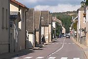 the main street mercurey burgundy france