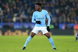 19th December 2017 - Carabao Cup (Quarter Final) - Leicester City v Manchester City - Tom Dele-Bashiru of Man City - Photo: Simon Stacpoole / Offside.