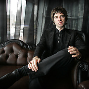 Musician Noel Gallagher, member of band Oasis, in Sydney. <br /> Pic. Chris Hyde <br /> Pic. Hyde Chris