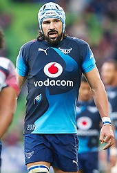 June 6, 2015 - Melbourne, Victoria, Australia - VICTOR MATFIELD of the Bulls in action during Rd 17 of the 2015 Super Rugby game between the Melbourne Rebels and the Bulls at AAMI Park. (Credit Image: © Tom Griffiths/ZUMA Wire)