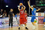 DESCRIZIONE : Biella Trofeo Angelico Raduno Collegiale Nazionale Maschile Amichevole Italia Giordania<br /> GIOCATORE : Ayman Deas<br /> SQUADRA : Giordania<br /> EVENTO : Raduno Collegiale Nazionale Maschile Amichevole Italia Giordania<br /> GARA : Italia Giordania<br /> DATA : 18/06/2009 <br /> CATEGORIA : passaggio <br /> SPORT : Pallacanestro <br /> AUTORE : Agenzia Ciamillo-Castoria/G.Ciamillo