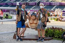 Bronkhorst Arnd, Utrecht Robin, NED<br /> Olympic Games Tokyo 2021<br /> © Hippo Foto - Dirk Caremans<br /> 04/08/2021