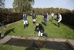 , Bad Segeberg - Landesponyturnier 25. - 27.09.2009, Championatsehrung - Springen