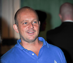 STEVE HILTON at a party to celebrate the publication of Sandra Howard's new book - Ex-Wives held at Daunt Books, 83 Marylebone High Street, London W1 on 30th April 2012.