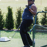 NLD/Abcoude/20120530 - Gekleurde bn' ers gaan multicultureeel golfen, Jetty Mathurin