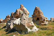 Cappadocia Turkey .<br /> <br /> If you prefer to buy from our ALAMY PHOTO LIBRARY  Collection visit : https://www.alamy.com/portfolio/paul-williams-funkystock/cappadociaturkey.html (TIP refine search - type which part of Cappadocia into the LOWER search box)<br /> <br /> Visit our TURKEY PHOTO COLLECTIONS for more photos to download or buy as wall art prints https://funkystock.photoshelter.com/gallery-collection/3f-Pictures-of-Turkey-Turkey-Photos-Images-Fotos/C0000U.hJWkZxAbg