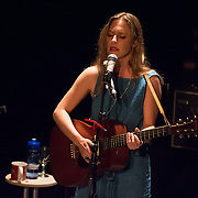 Feist performs in the 2014 Portsmouth Singer Songwriter Festival at The Music Hall in Portsmouth, NH, on April 11, 2014