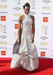 The 50th NAACP Image Awards at The Dolby Theatre in Hollywood, California on 3/30/19. 30 Mar 2019 Pictured: Danai Gurira. Photo credit: River / MEGA TheMegaAgency.com +1 888 505 6342