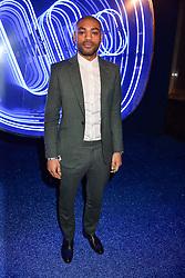 Kano at the Warner Music & Ciroc Brit Awards party, Freemasons Hall, 60 Great Queen Street, London England. 22 February 2017.