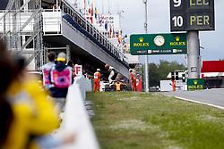 May 13, 2018 - Barcelona, Spain - Motorsports: FIA Formula One World Championship 2018, Grand Prix of Spain, .#2 Stoffel Vandoorne (BEL, McLaren F1 Team) (Credit Image: © Hoch Zwei via ZUMA Wire)