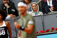 Russian tennis player Svetlana Kuznetsova during Madrid Open Tennis 2017 match. May 10, 2017.(ALTERPHOTOS/Acero)