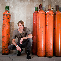 Richie Hawtin for Red Bull Records