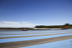 March 7, 2018 - Le Castellet, France - LOUIS DELETRAZ of Switzerland Charouz Racing System drives during the 2018 Formula 2 pre season testing at Circuit Paul Ricard in Le Castellet, France. (Credit Image: © James Gasperotti via ZUMA Wire)