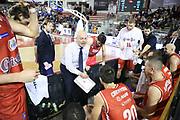 DESCRIZIONE : Roma Campionato Lega A 2013-14 Acea Virtus Roma Grissin Bon Reggio Emilia <br /> GIOCATORE :  Massimiliano Menetti <br /> CATEGORIA : time out<br /> SQUADRA : Grissin Bon Reggio Emilia<br /> EVENTO : Campionato Lega A 2013-2014<br /> GARA : Acea Virtus Roma Grissin Bon Reggio Emilia <br /> DATA : 22/12/2013<br /> SPORT : Pallacanestro<br /> AUTORE : Agenzia Ciamillo-Castoria/M.Simoni<br /> Galleria : Lega Basket A 2013-2014<br /> Fotonotizia : Roma Campionato Lega A 2013-14 Acea Virtus Roma Grissin Bon Reggio Emilia <br /> Predefinita :