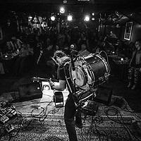 HAMPTON, VA - APRIL 17:  Phillip Roebuck performs to a packed house at The Taphouse on Thursday, April 17, 2014 in Hampton, Va.