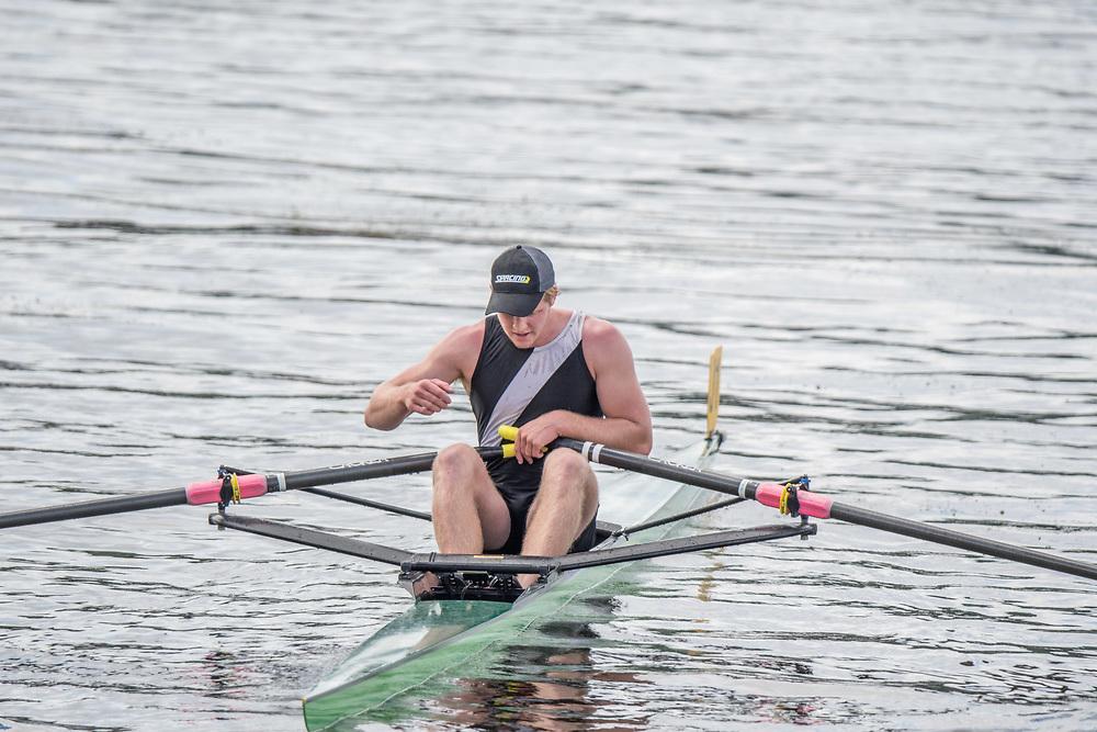 Crews race the CTC / NICC on Saturday 26th  January 2019, Lake Karapiro , Cambridge. <br /> <br /> © Copyright photo Steve McArthur / @RowingCelebration   www.rowingcelebration.com