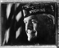 Bob LaLonde, World War II, Korea and Vietnam veteran.