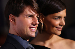 "Hollywood A-listers Tom Cruise and Katie Holmes are divorcing, bringing an end to a five-year marriage. The office of celebrity divorce lawyer Jonathan Wolfe confirmed the divorce on June 29, 2012.. ""This is a personal and private matter,"" he said in a statement. They have a six-year-old daughter, Suri, and Cruise, 49, has two children from his marriage to Nicole Kidman. Cruise married Holmes, 33, his third wife, in an Italian castle in November 2006. File photo : Tom Cruise and Katie Holmes attend the premiere of United Artists ""Lions For Lambs"" at the Cinerama Dome in Hollywood. Los Angeles, November 1st, 2007. (Pictured: Katie Holmes, Tom Cruise). Photo by Lionel Hahn/ABACAPRESS.COM  