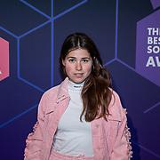 NLD/Amsterdam/20190613 - Inloop uitreiking De Beste Social Awards 2019, Hanna van Vliet