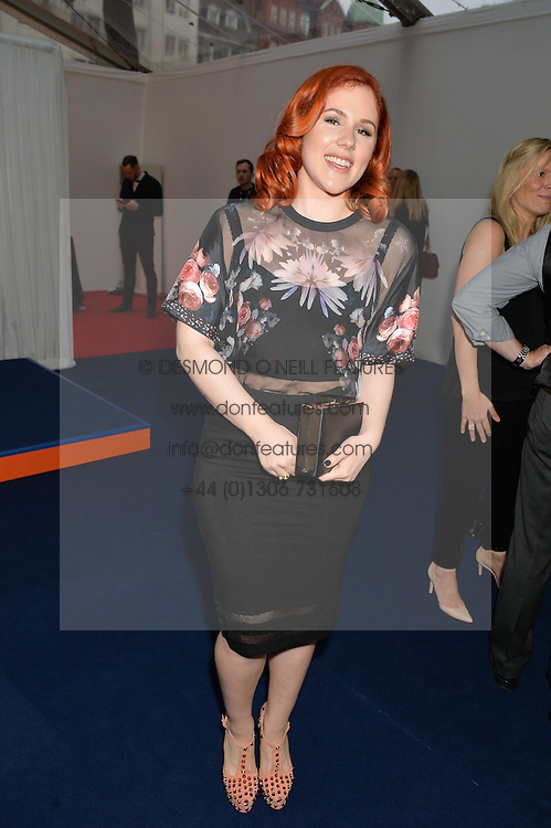 KATY B at the Glamour Women of The Year Awards in Association with Next held in Berkeley Square Gardens, Berkeley Square, London on 3rd June 2014.