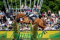 WEISHAUPT Philipp (GER), Che Fantastica<br /> Hamburg - 90. Deutsches Spring- und Dressur Derby 2019<br /> LONGINES GLOBAL CHAMPIONS TOUR Grand Prix of Hamburg<br /> CSI5* Springprüfung mit Stechen <br /> Wertungsprüfung für die LGCT, 6. Etappe<br /> 01. Juni 2019<br /> © www.sportfotos-lafrentz.de/Stefan Lafrentz