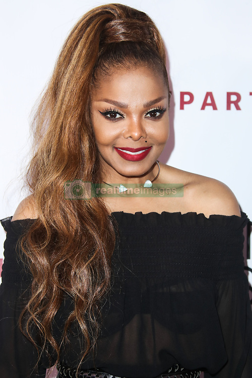 Janet Jackson arrives at the Janet Jackson State of the World Tour Los Angeles After Party held at LURE Nightclub on October 8, 2017 in Hollywood, California. 08 Oct 2017 Pictured: Janet Jackson. Photo credit: IPA/MEGA TheMegaAgency.com +1 888 505 6342