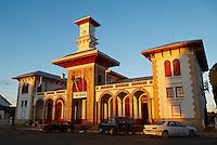 Madagascar. Antsirabe. Gare ferroviaire. // Madagascar. Antsirabe. Railway station.