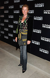 EIMEAR MONTGOMERIE at a cocktail party hosted by MAC cosmetics to kick off London Fashion Week at The Hospital, 22 Endell Street London on 18th September 2005.At the event, top model Linda Evangelista presented Ken Livingston the Lord Mayor of London with a cheque for £100,000 in aid of the Loomba Trust that aims to privide education to orphaned children through a natural disaster or through HIV/AIDS.<br /><br />NON EXCLUSIVE - WORLD RIGHTS