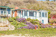 Beach Cottages 14 and 21 at Crystal Cove Historic District