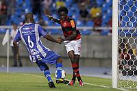 20120308: RIO DE JANEIRO, BRAZIL - Copa Libertadores da America 2011/2012: Flamengo vs Emelec.<br /> In photo: Negueba.<br /> PHOTO: CITYFILES