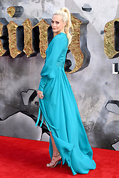 Poppy Delevingne attending the European premiere of King Arthur at Cineworld Empire, Leicester Square, London. Photo credit should read: Doug Peters/EMPICS Entertainment