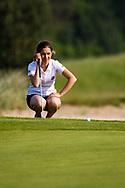 28-05-2016 Foto's van de kruisfinales in de hoofdklasse van de NGF Competitie 2016.<br /> Foto: Lizzy Peeters - Dames Koninklijke Eindhovensche 1. Genomen tijdens Finaleweekend NGF Hoofdklasse 2016 bij Goyer Golf & Country Club in Eemnes, Nederland.