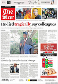 March 12, 2021 (AFRICA): Front-page: Today's Newspapers In Africa
