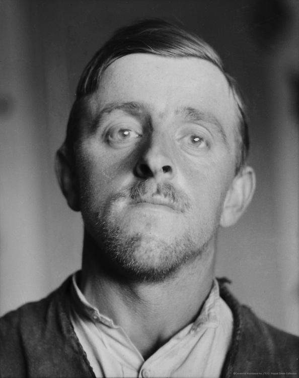 Farmhand, male, Austria, 1931