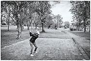 07-11-2017 Foto's genomen tijdens een persreis naar Buffalo City, een gemeente binnen de Zuid-Afrikaanse provincie Oost-Kaap. King Williams Town Golf Club - Siviwe Duma