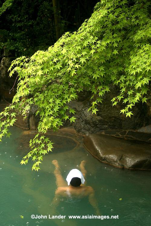 Rotemburo, Outdoor Bath
