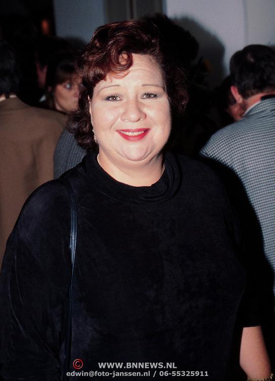 Nieuwjaarsreceptie Strengholt 1997, Marjolein Sligte