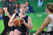 Wheelchair Basketball-Womens