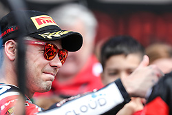 May 11, 2019 - Imola, Bologna, Italy - Alvaro Bautista of ARUBA.IT Racing - Ducati during the Superbike World Championship, Italian Round at Autodromo di Imola on May 11, 2019 in Imola, Italy. (Credit Image: © Emmanuele Ciancaglini/NurPhoto via ZUMA Press)