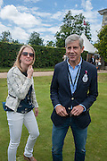 SIR STUART ROSE, The Cartier Style et Luxe during the Goodwood Festivlal of Speed. Goodwood House. 1 July 2012.