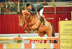 , Monaco - Int. Jumping Monte-Carlo 17.- 19.04.1997, Vallee D Or III - Bost, Roger-Yves