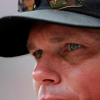 18 July 2007:  Houston Astros second baseman Craig Biggio (7) stands in the dugout in the 1st inning watching the action against the Washington Nationals.  The Nationals defeated the Astros 7-6 at RFK Stadium in Washington, D.C.  ****For Editorial Use Only****