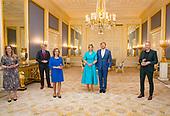 Koningin Maxima reikt Appeltjes van Oranje 2021 uit