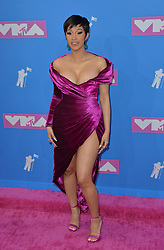 August 20, 2018 - New York, New York, United States - Cardi B arriving at the 2018 MTV Video Music Awards at Radio City Music Hall on August 20, 2018 in New York City  (Credit Image: © Kristin Callahan/Ace Pictures via ZUMA Press)