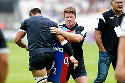 Barbarians replacement Kyle Traynor (Bristol Rugby) - Mandatory byline: Rogan Thomson/JMP - 07966 386802 - 29/08/2015 - RUGBY UNION - The Stadium at Queen Elizabeth Olympic Park - London, England - Barbarians v Samoa - International Friendly.
